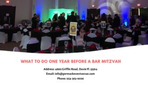good bar mitzvah venue